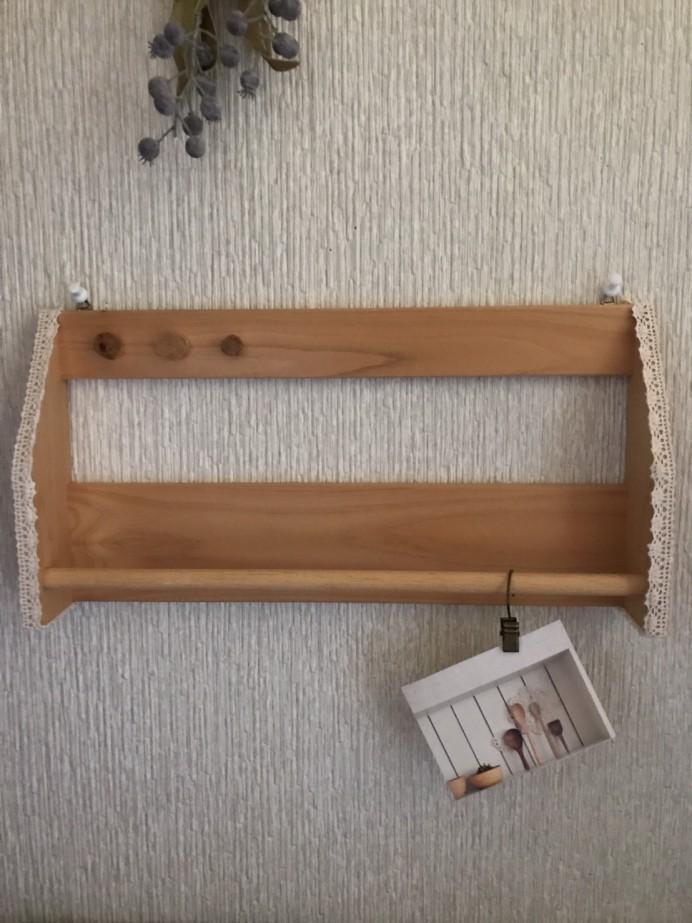 ひのき端材DIY雑貨