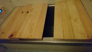 DIYひのき板