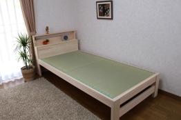 宮付き畳ベッド