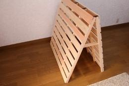 すのこマット木工ロック