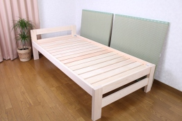 ひのきすのこ畳ベッド