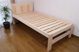 ひのきすのこ畳ベッド板張り